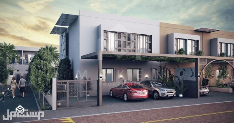 فيلا 5 غرف للبيع تعمل بنظام الطاقة المستدامة