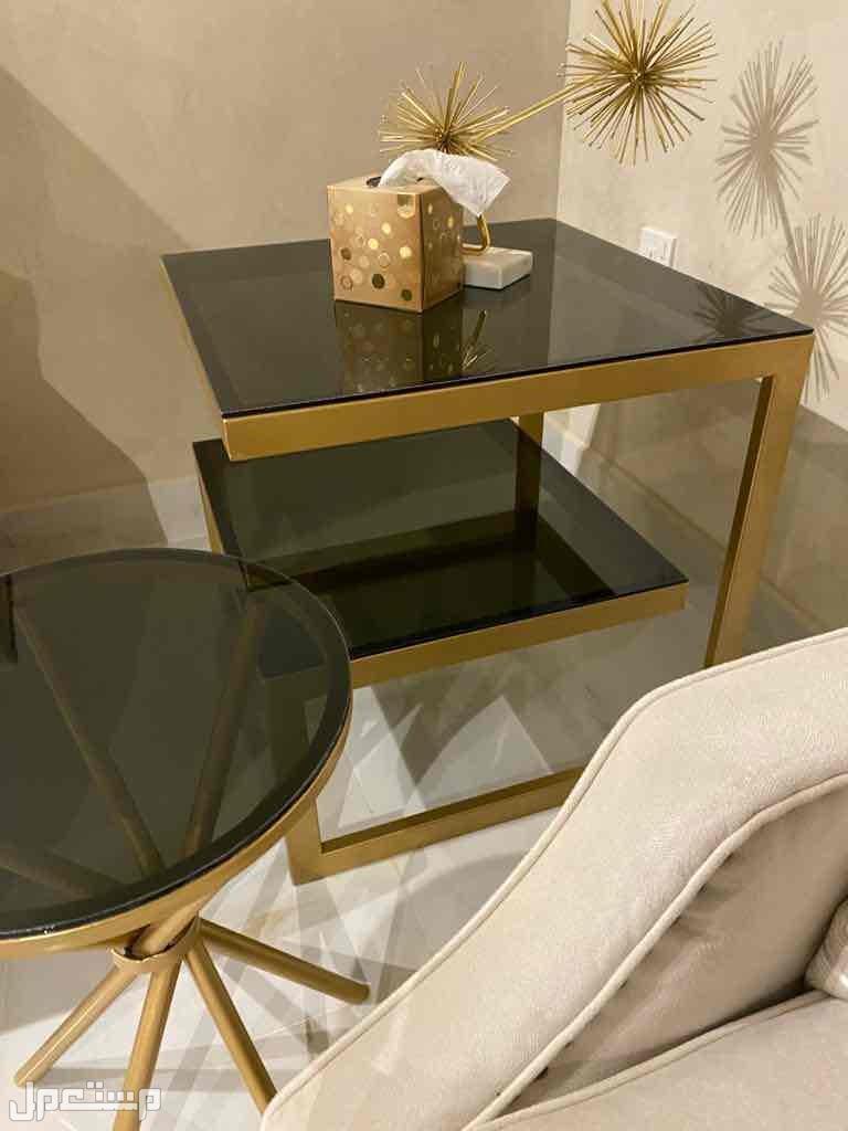 طاولات مجلس متكاملة قمة في الفخامة طاولة زاوية او جانبية