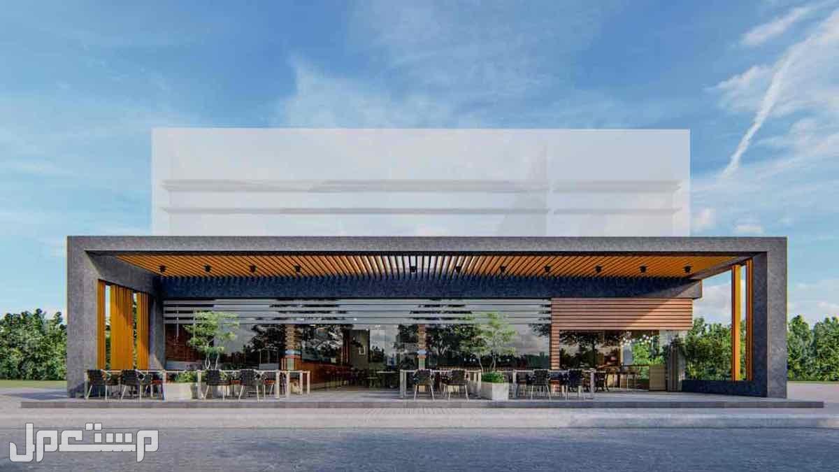 تصميم تنفيذ مطاعم كافيهات محلات تجارية تسليم مفتاح