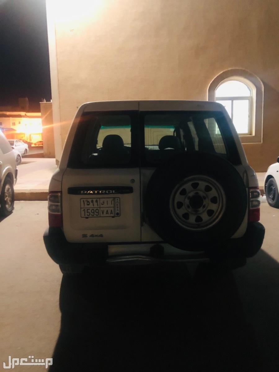 نيسان باترول 1999 مستعملة للبيع