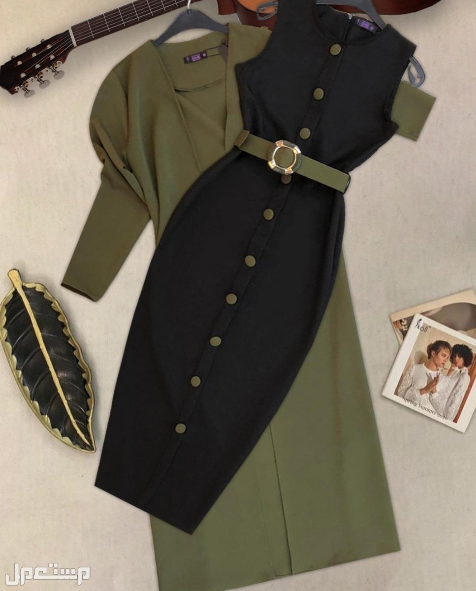 فستان تركي 3 قطع