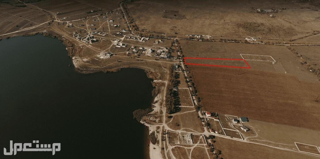 أرض سكنية للبيع في جورجيا بجوار بحيرة بزاليتي