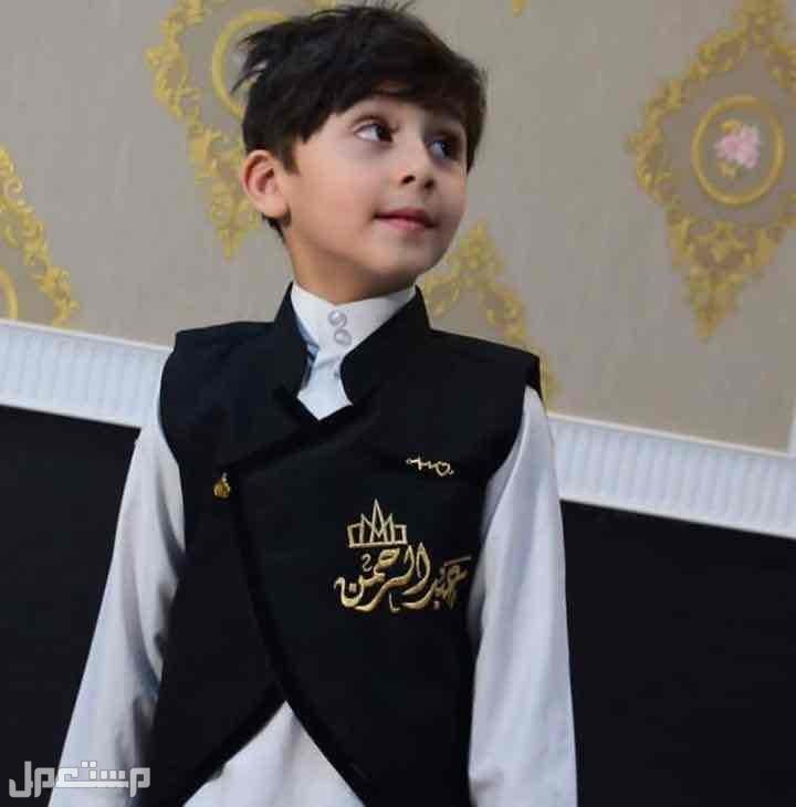 ملابس اطفال بناتي ولادي فستان سديري التصميم حسب الطلب