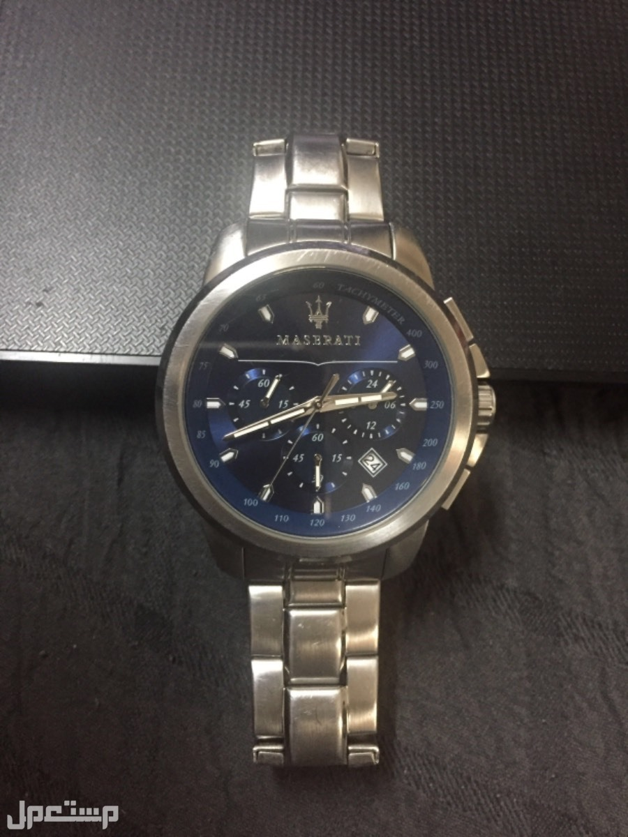 ساعة يد  ماركة مازاراتي الأصلية