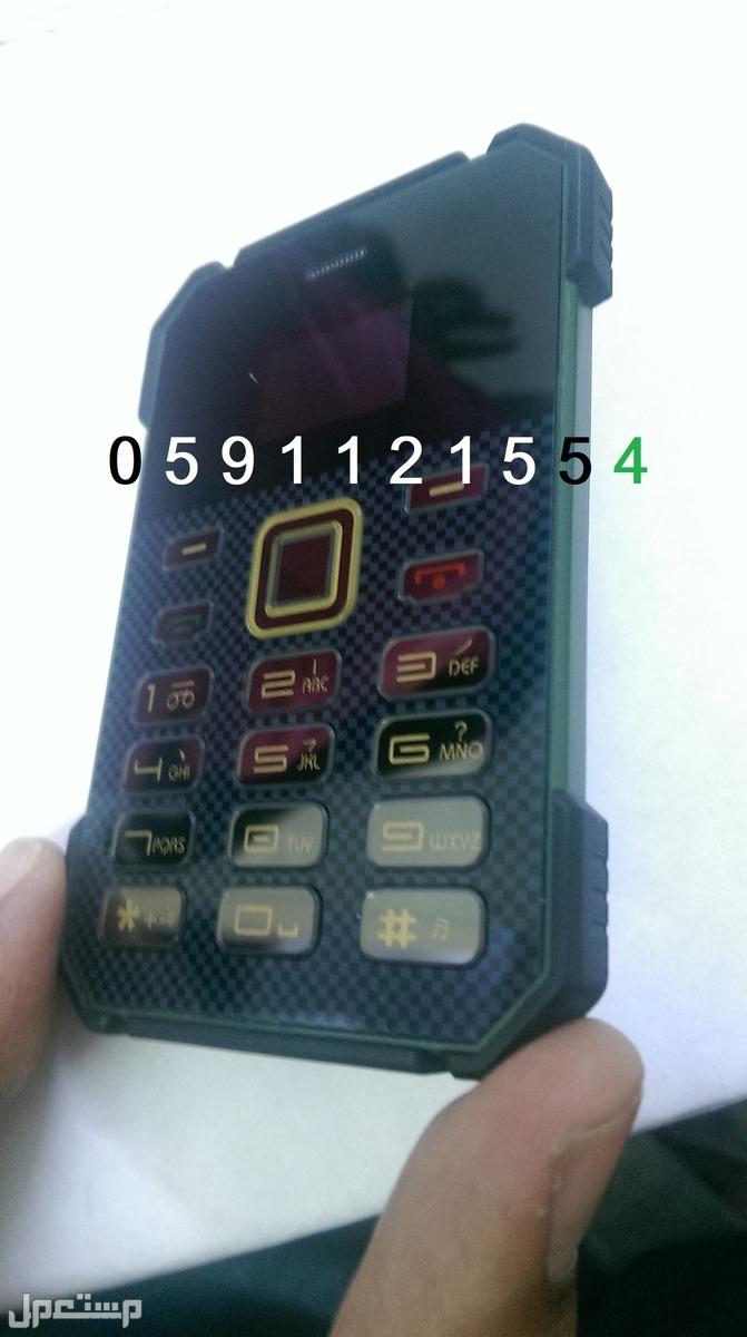 جوال البطاقة الجيشي بحجم الصراف للمحفظة وقوي - SOYES S1