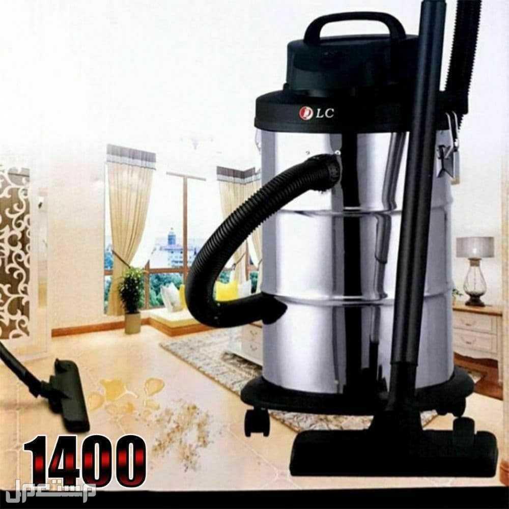 مكنسة كهربائية برميل  1400واط رطب /جاف