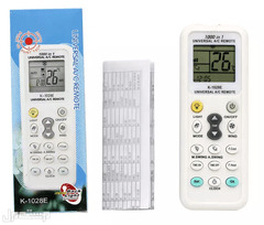 Universal Air Conditioner A/C Remote Control LCD Remote Controller Point to