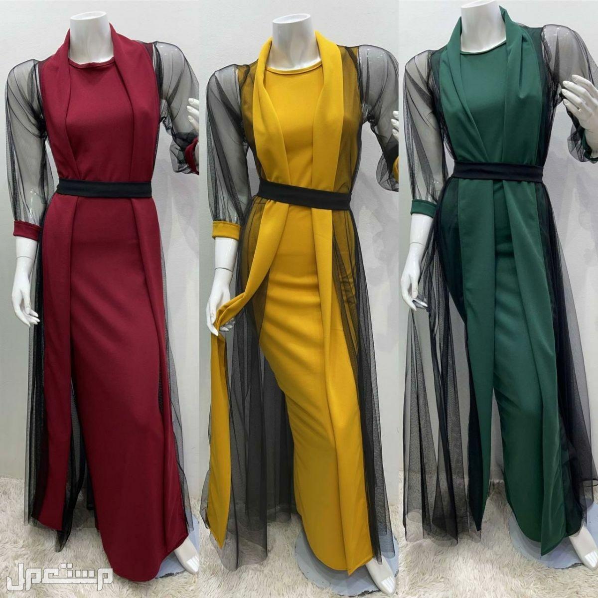 مجموعة من الفساتين النسائية بأسعار خيالية جميع المقاسات موجوده