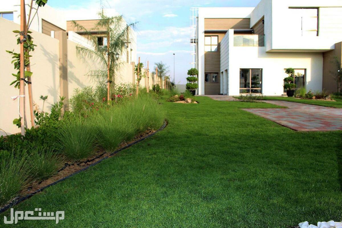 فيلا 5 غرف جاهزة للسكن بالشارقة واقساط على 60 شهر