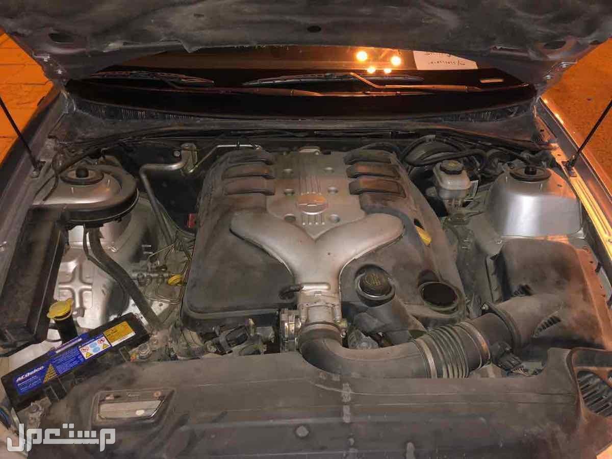 شفروليه كابرس 2006 مستعملة للبيع