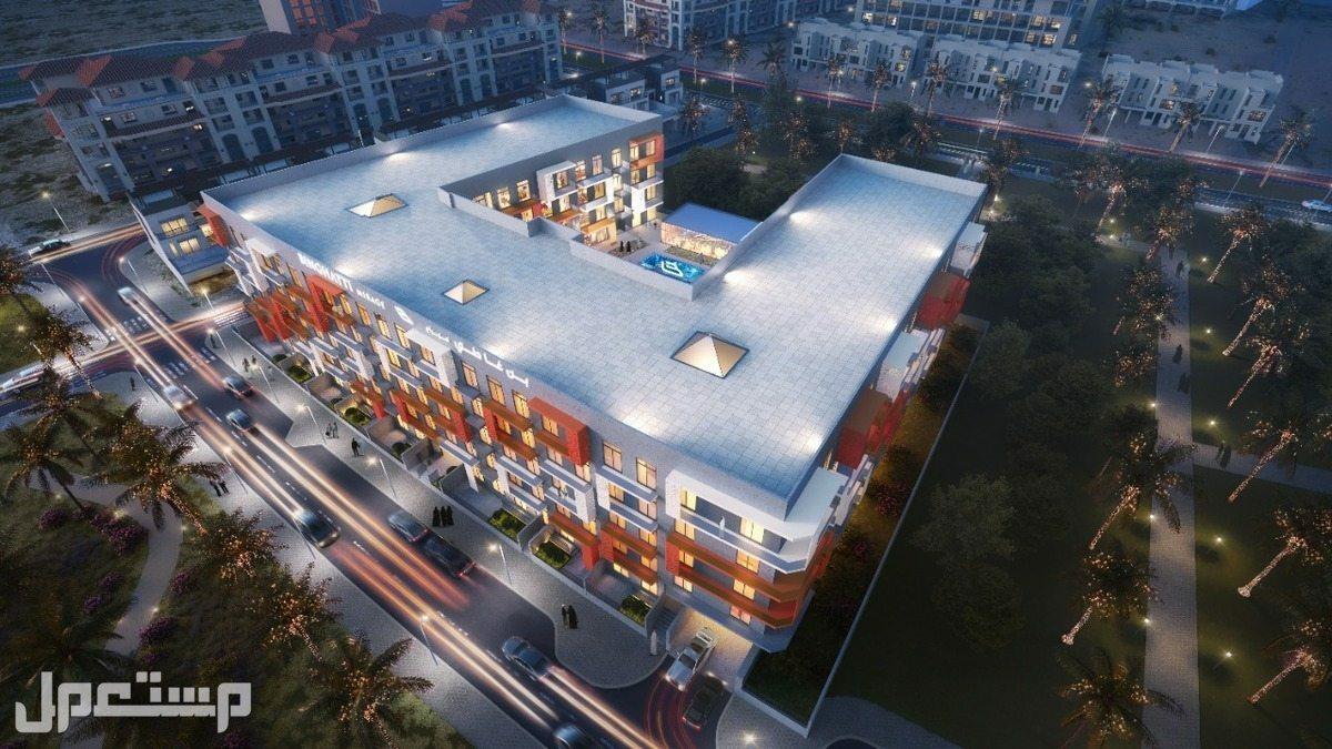 شقة غرفة وصالة فى JVC بقسط شهرى 4,900 درهم