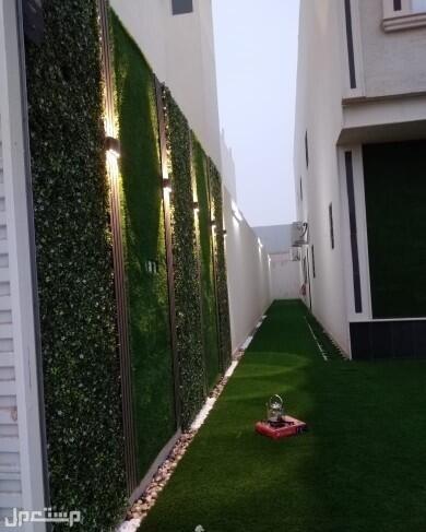 مختصون بالعشب الصناعي والجلسات الخارجيه