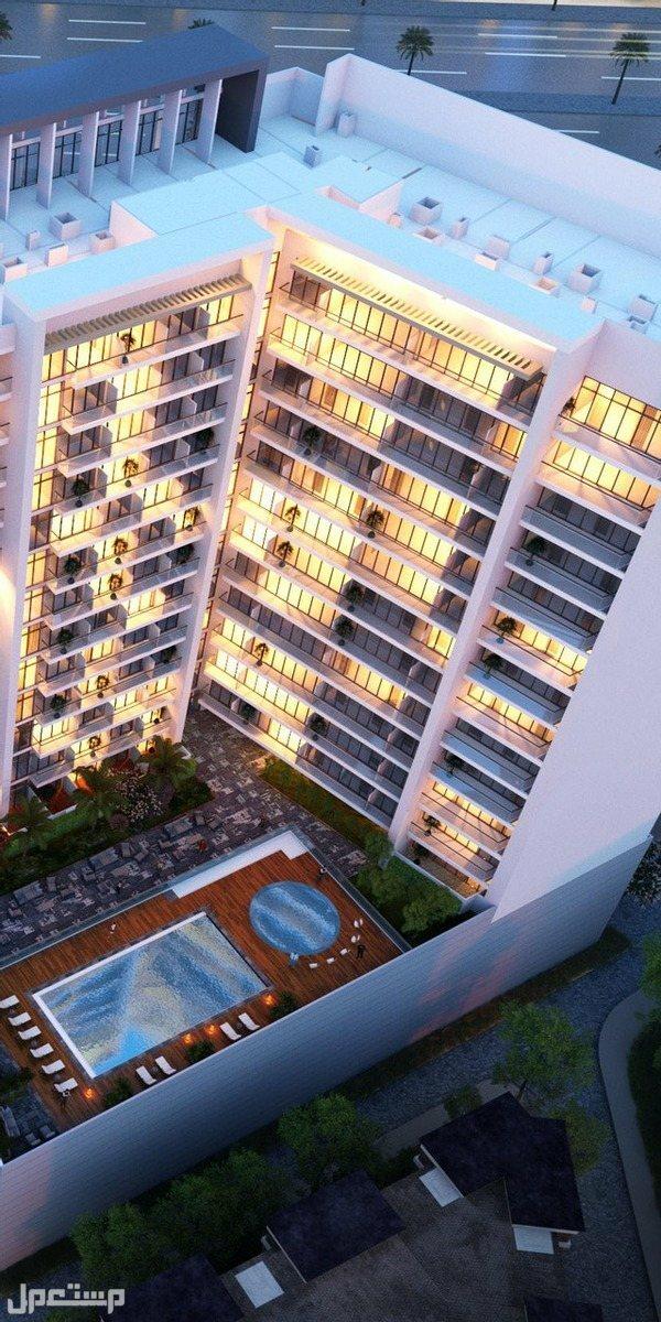 تفخر ريبورتاج العقارية بتطوير مشروع برج ألكسيس السكني،
