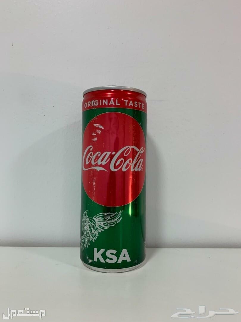 للبيع علبة كوكا كولا  ( اصدار كاس العالم 2018 )