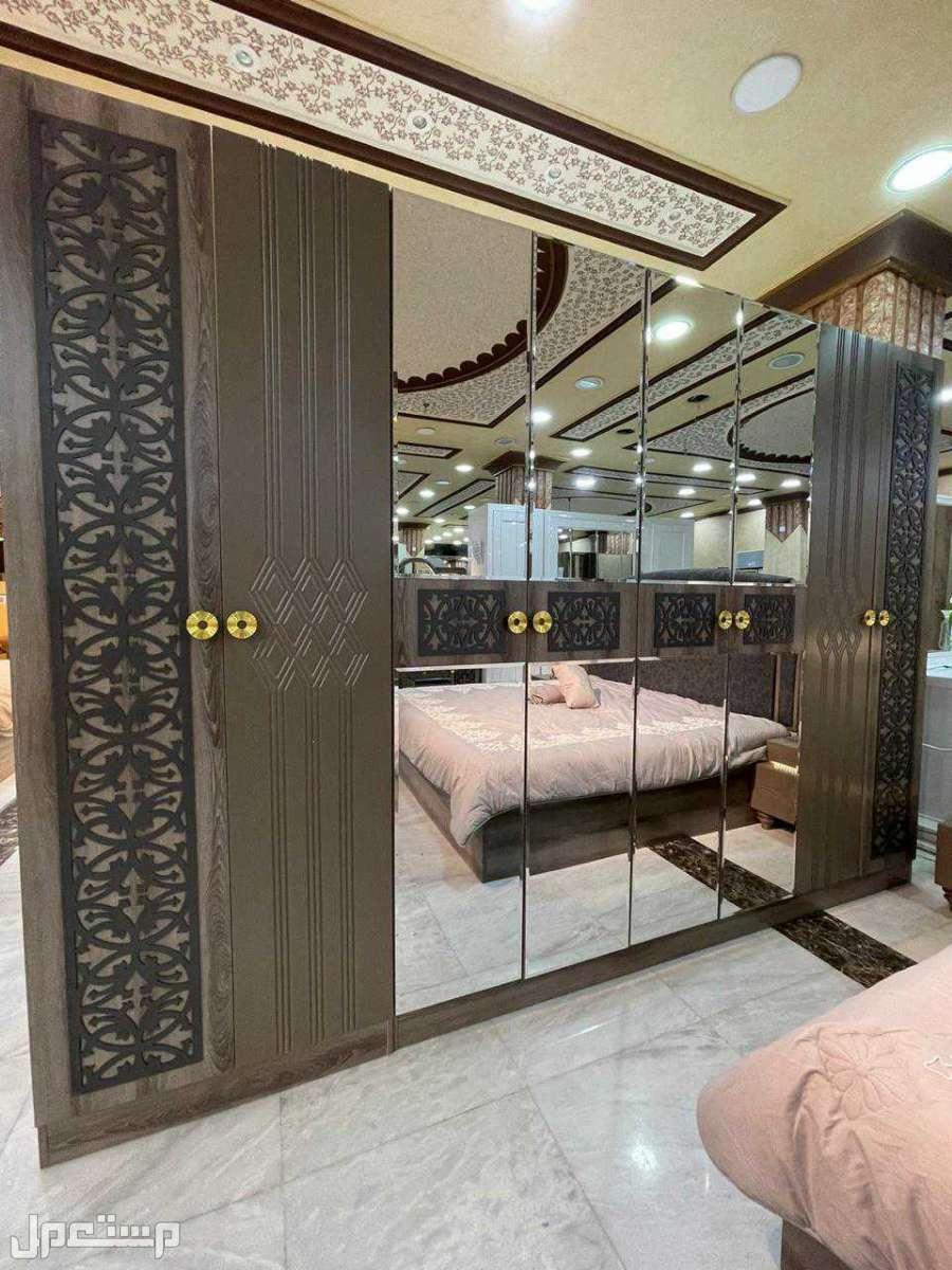 غرفة نوم مودرن كلاسيك مميزة وانيقة