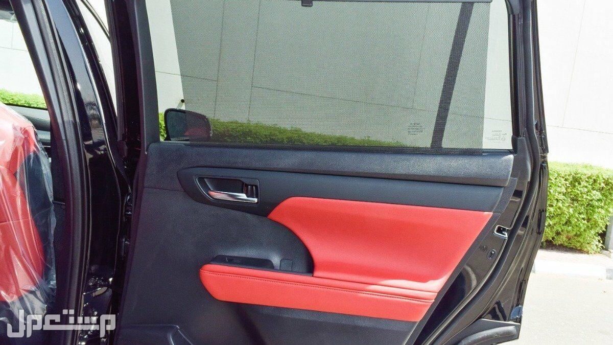 تويوتا هايلاندر V6 موديل 2021 (جديد)