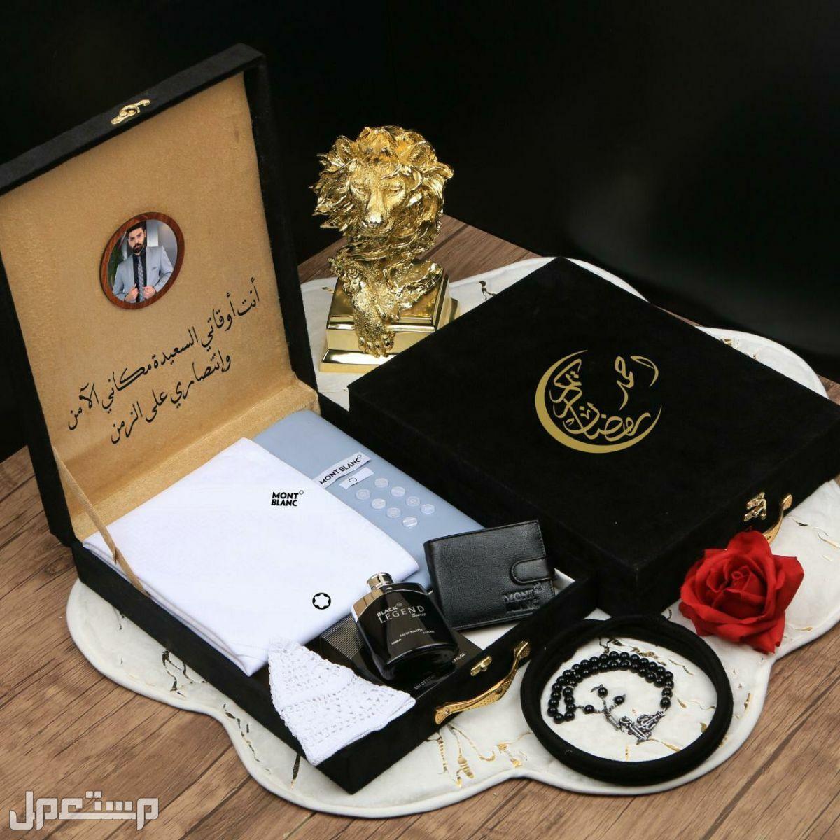 هدايا رجالية ملكية مقدمه من ماركة مونت بلاك لهذا العام
