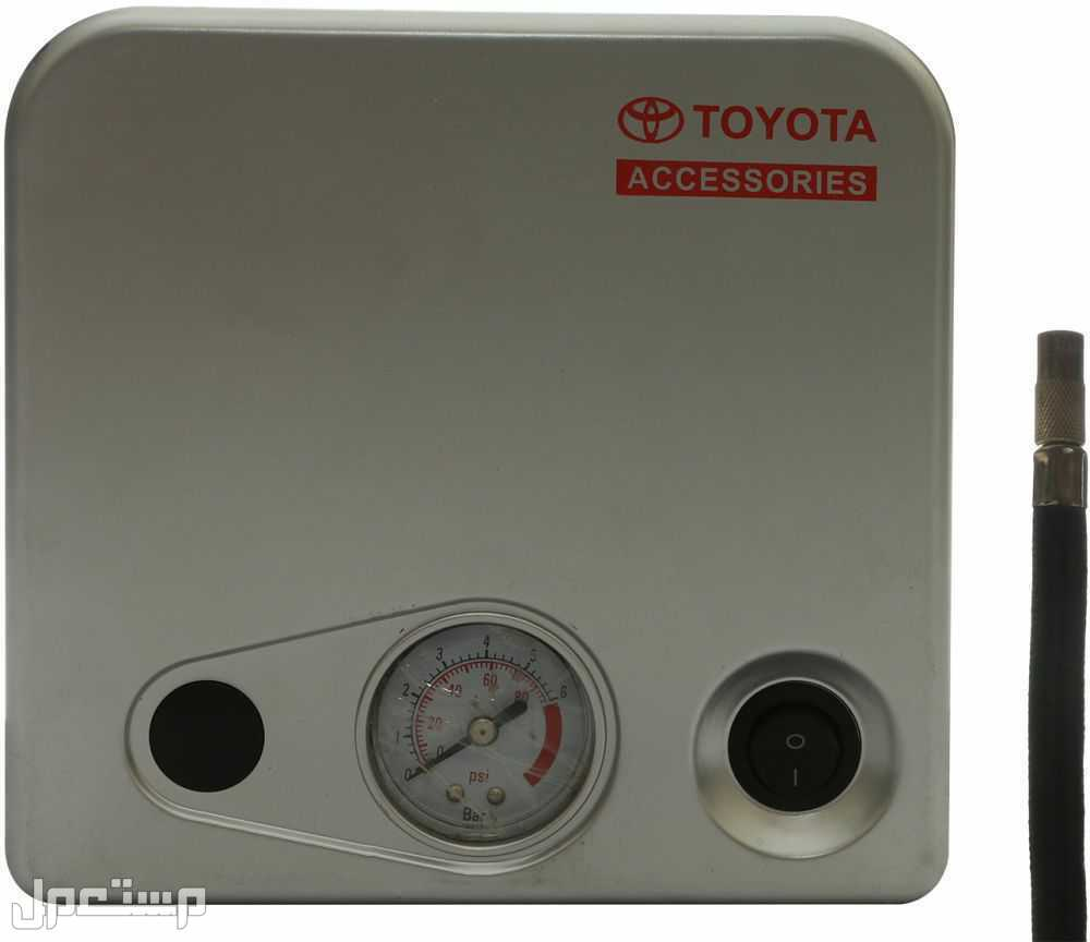 لأول مرة منفاخ تويوتا الأصلى 2 بستم سريع جدا لملئ إطارات السيارة