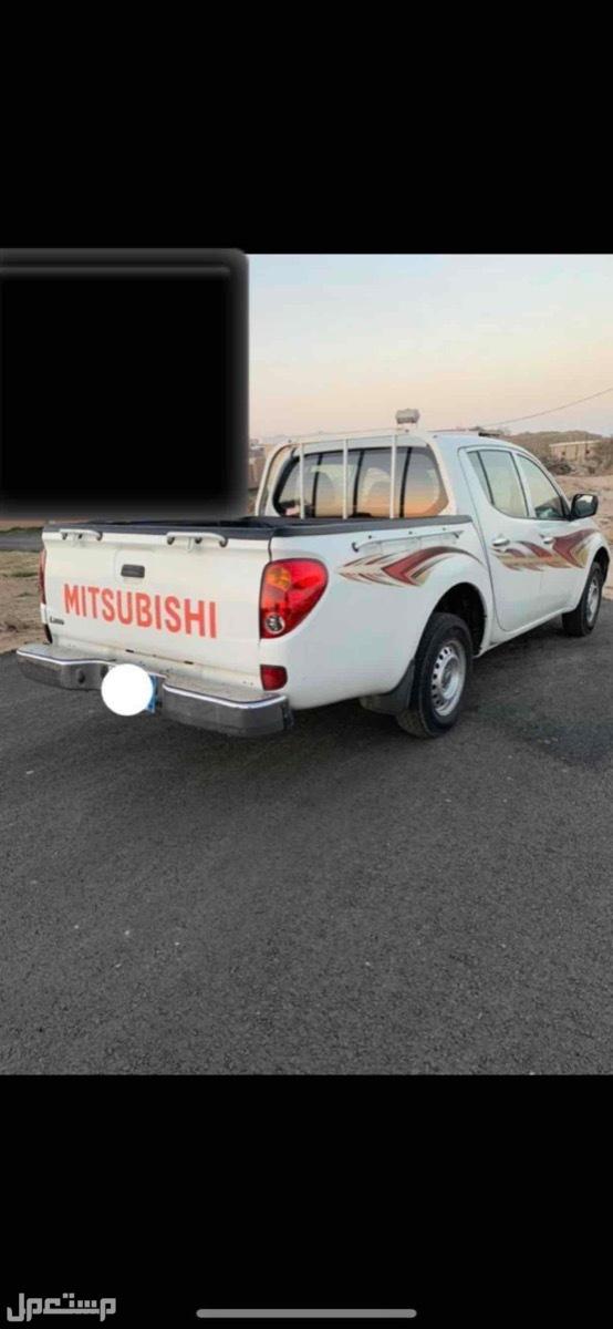 ميتسوبيشي L200 2013 مستعملة للبيع