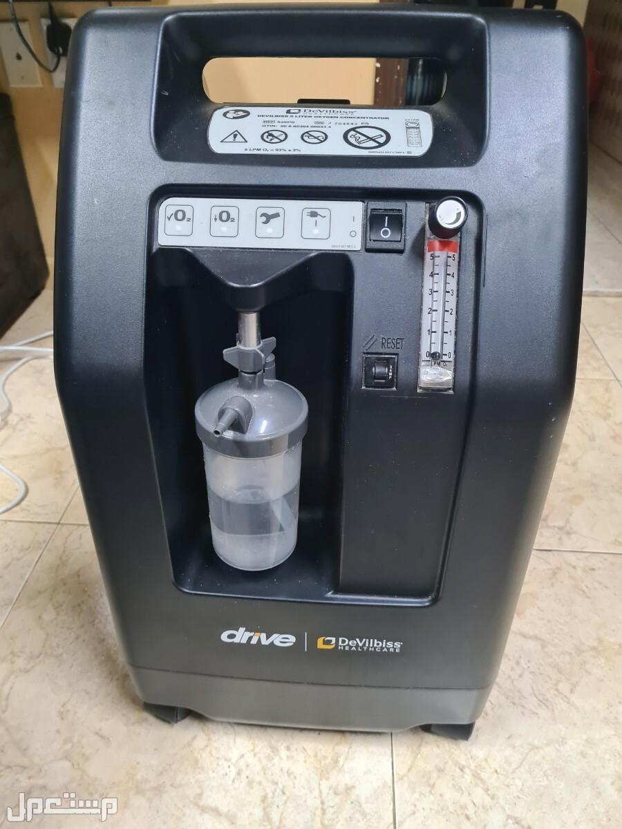 جهاز اوكسجين 5 لتر