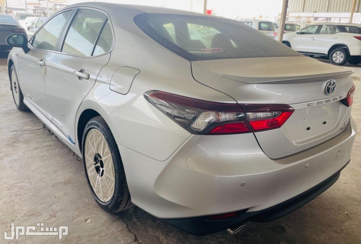تويوتا - كامري GLE هايبرد - 2021 - سعودي