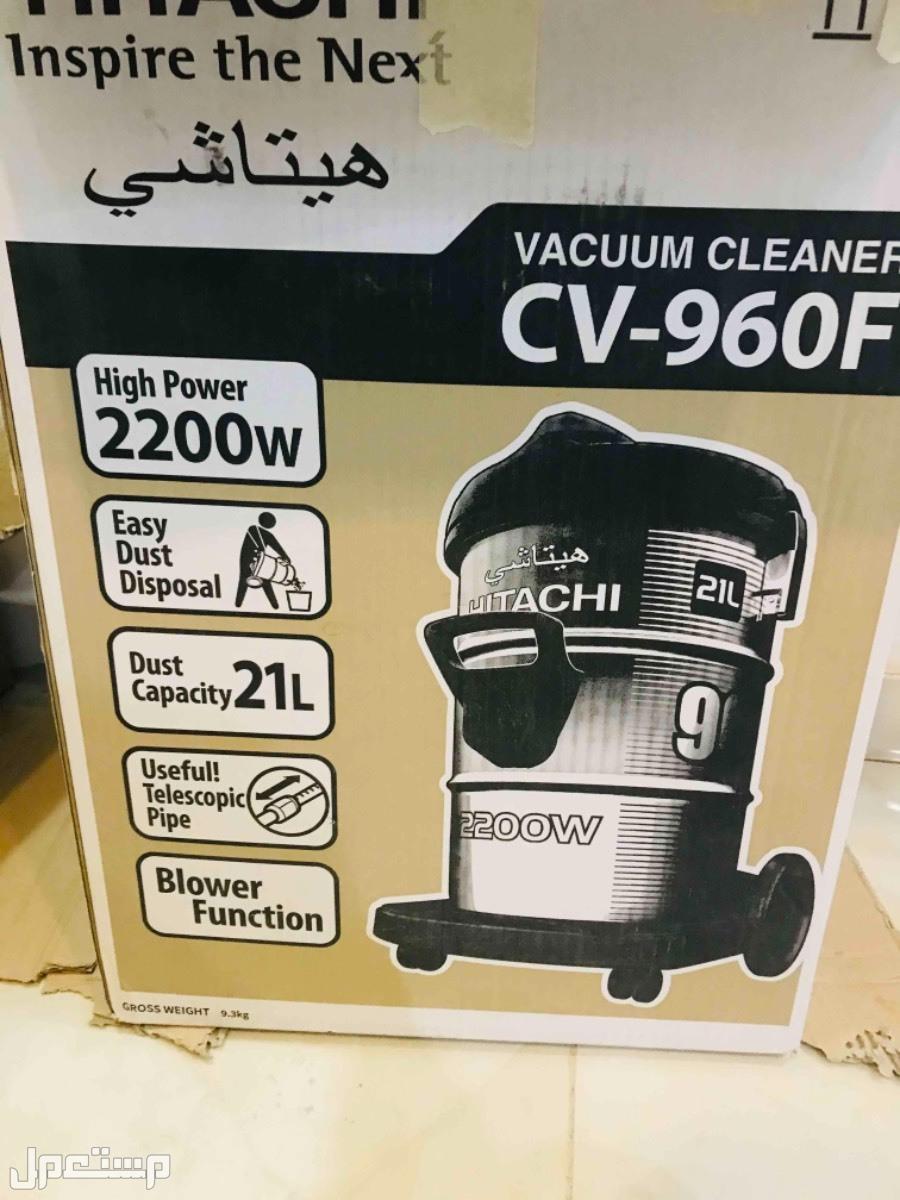 مكنسة كهربائية هيتاشي 2200 وات  للبيع
