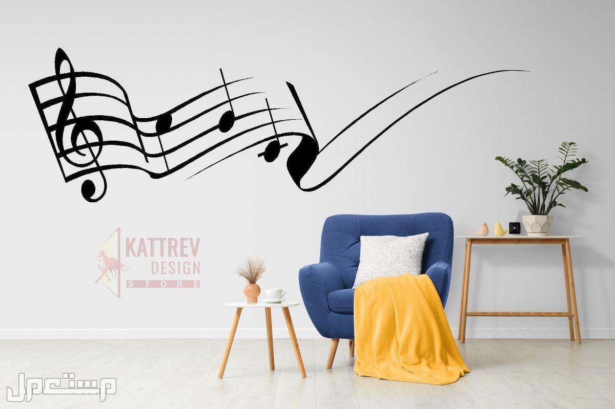 ستيكرات جدارية ستيكر جداري تاتو جداري -ملصق
