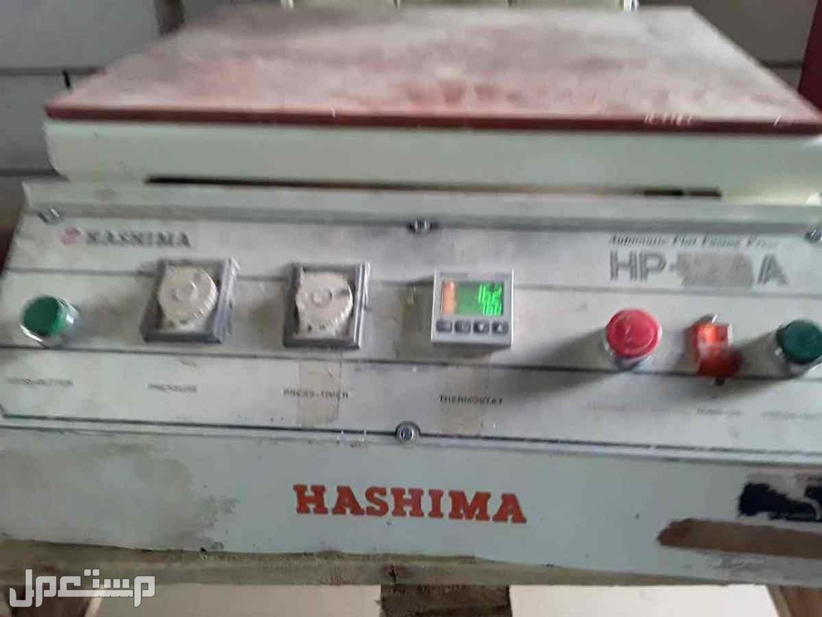 للبيع: مكبس أقمشة ياباني
