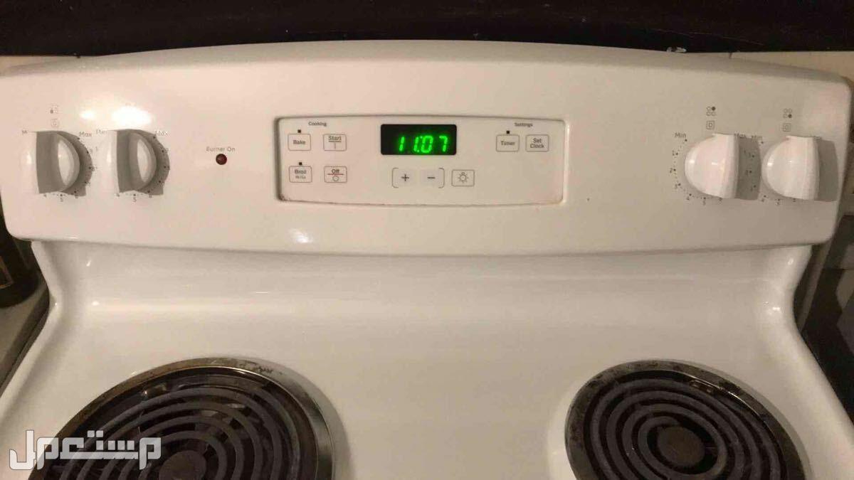 فرن كهرباء جنرال اليكترك - GE Electrical Oven