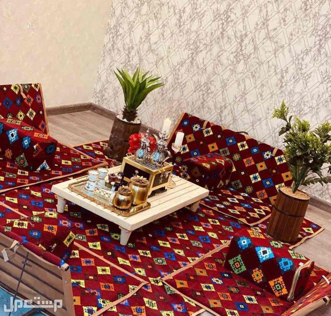 جلسة رمضان المتنقلة جلسة حوش واسترحات وبر