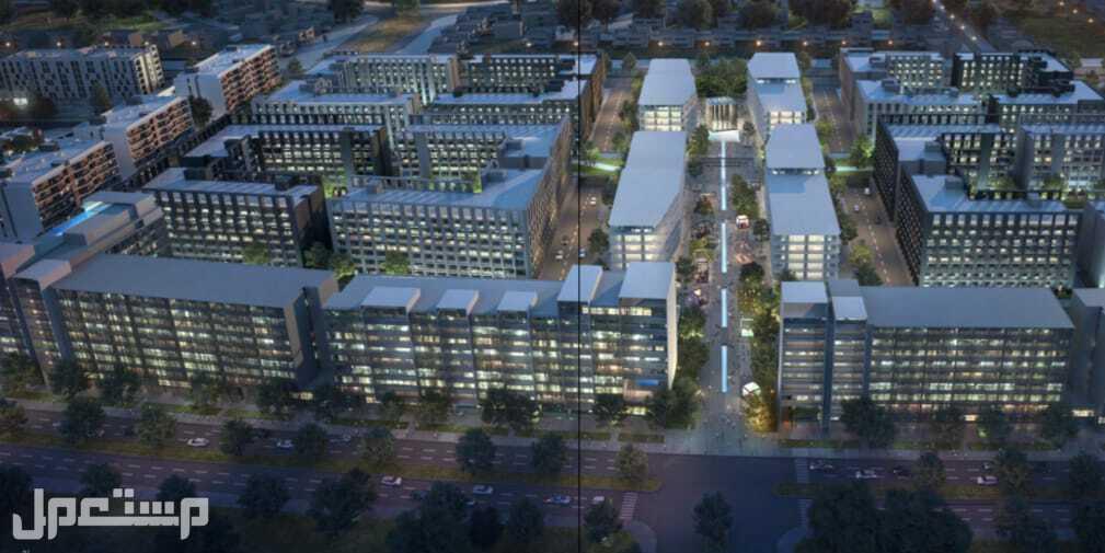 احجز وحدة سكنية في مجمع سكني متكامل في الشارقة