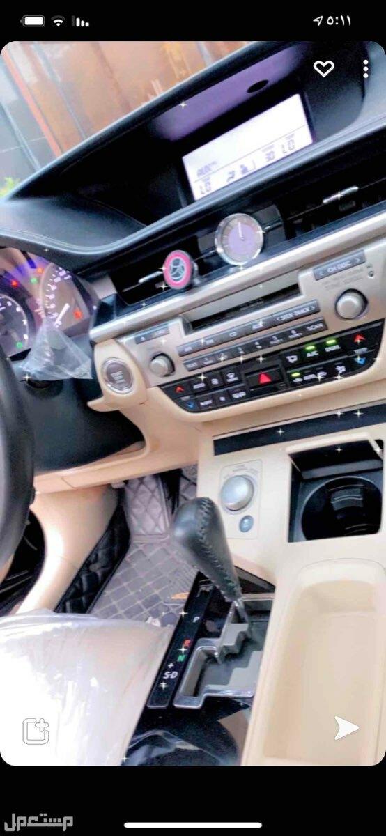 لكزس ES 2013 مستعملة للبيع