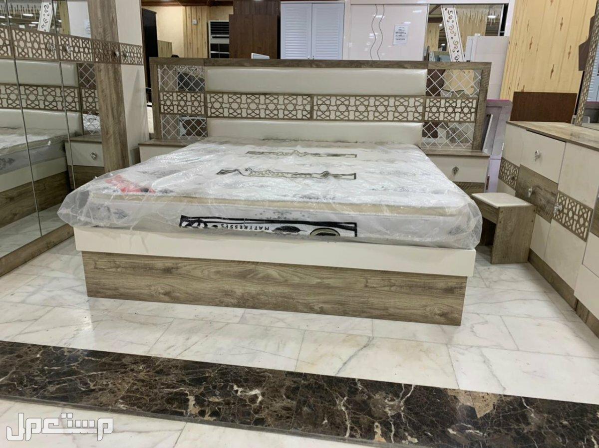 غرفة نوم بسعر مناسب و تصميم راقي