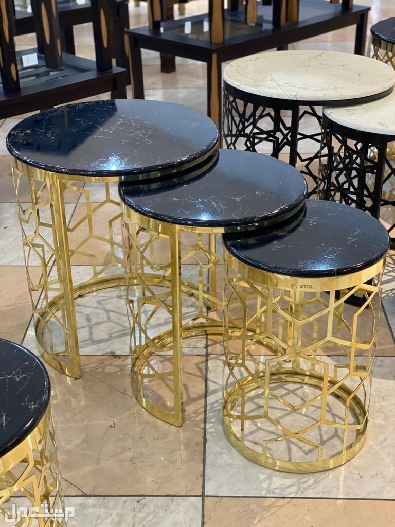 عروض التصفية 🔥 طاولات شاي و نص الغرفة 3 قطع