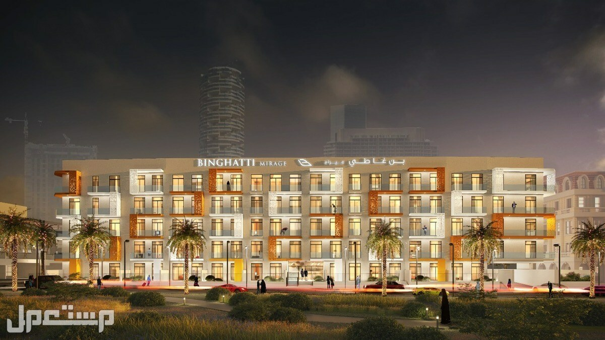 تملك الان شقة غرفة وصالة فى JVC بقسط شهرى 4900 درهم