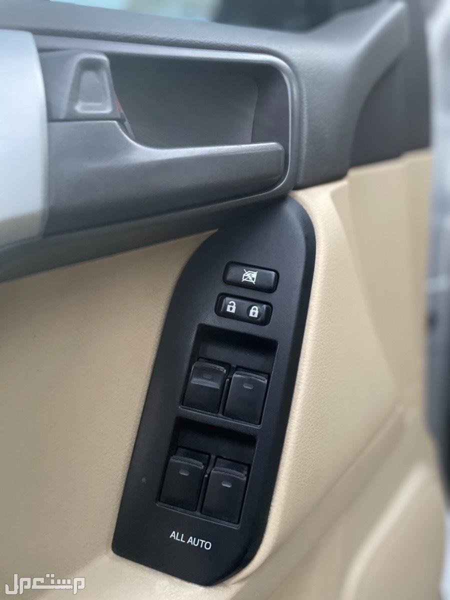 تويوتا برادو 2015 مستعملة للبيع 6 سلندر
