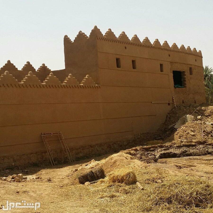 مقاول بيوت الطين وجميع التراث