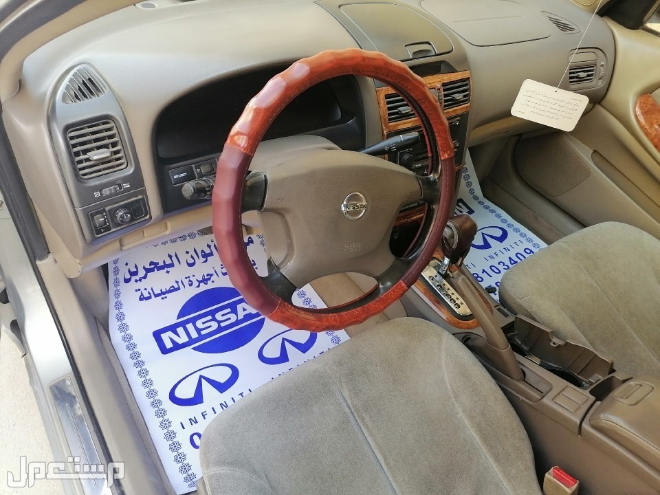 نيسان مكسيما 2004 مستعملة للبيع