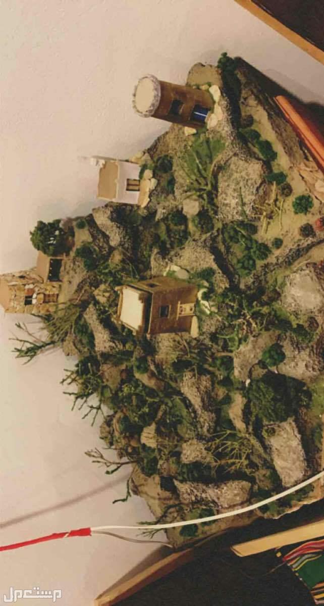 مجسم تراثي