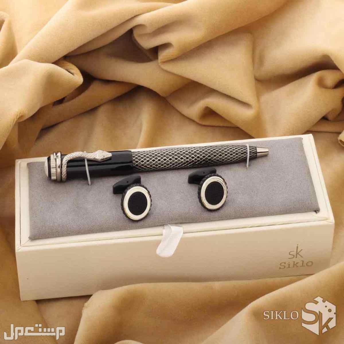طقم رجالي قلم كبك تصميم ماركات مختلفه