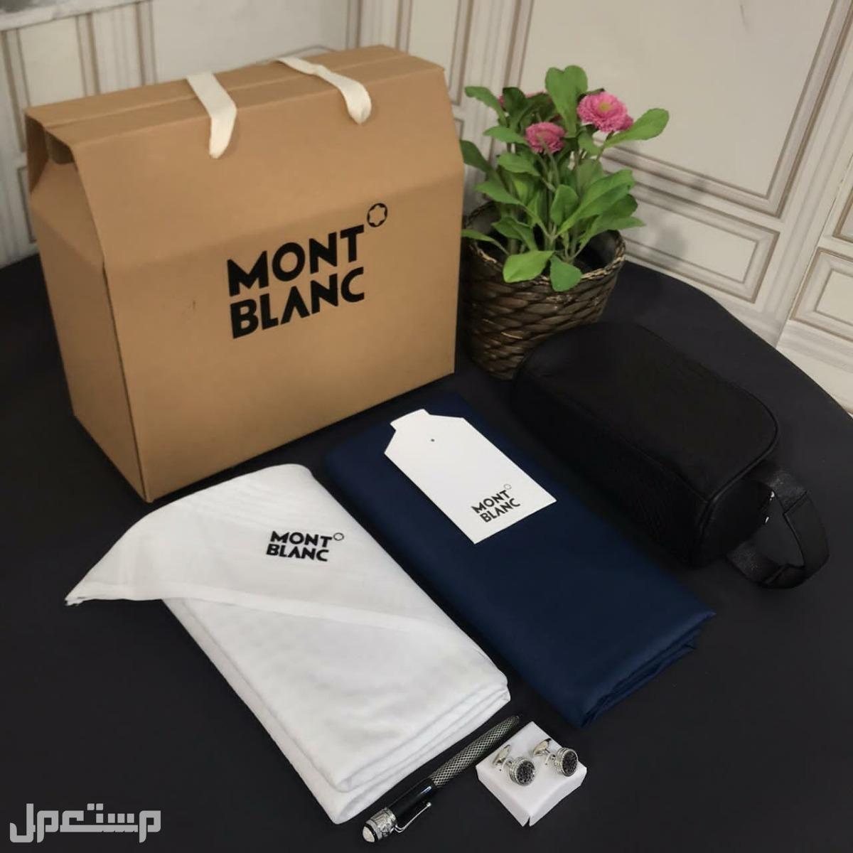 بوكس رجالي رائع ماركة مونت بلانك نفس الصورة  بسعر جدا مغري