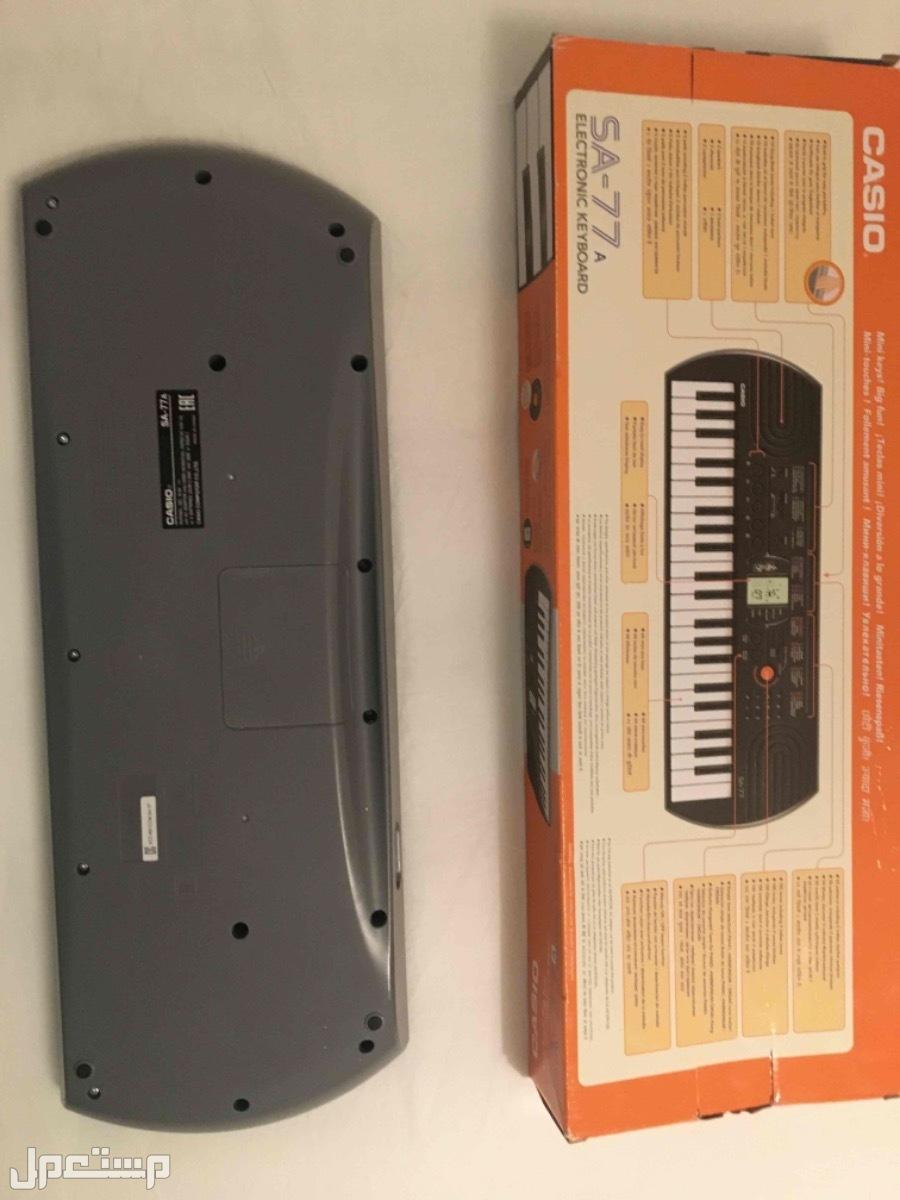بيانو كاسيو 26 مفتاح