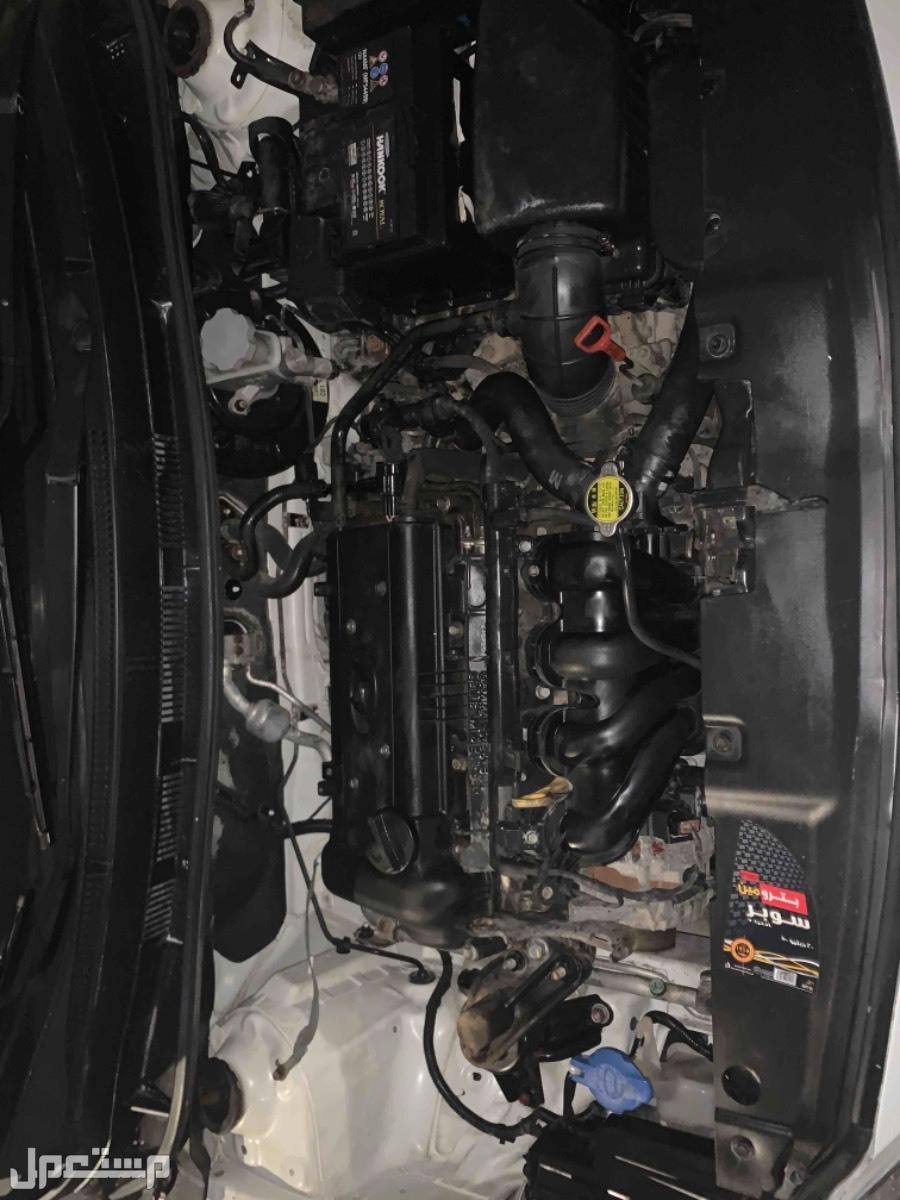 هيونداي اكسنت 2013 مستعملة للبيع