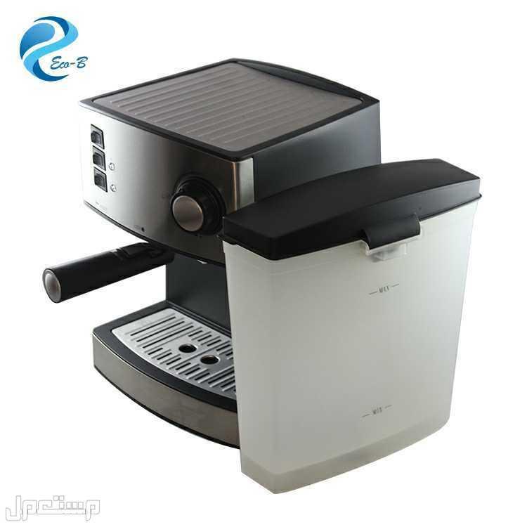 مفاجأة الآن ماكينة تحضير القهوة الإسبريسو والكابتشي