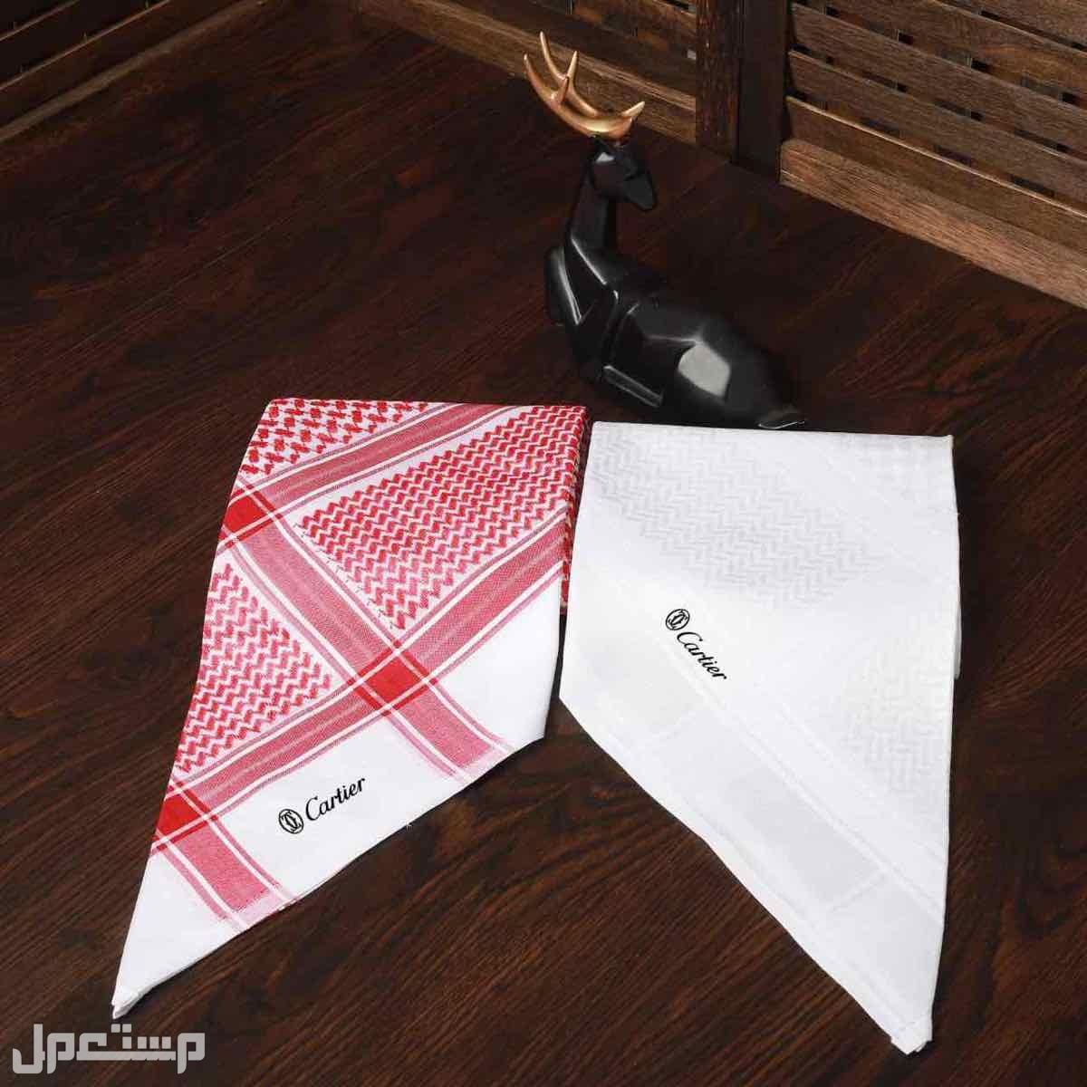 بوكس هدايا رجالي جيفنشي كارتير قماش شماغ قلم كبك شوز صندل نظاره محفظه عطر