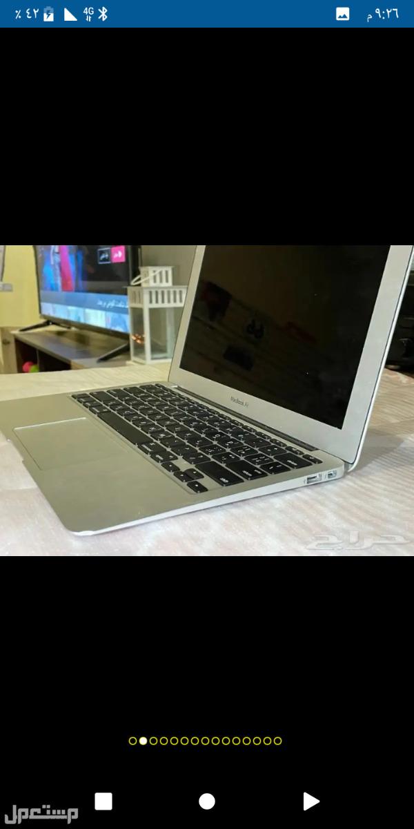 لابتوبMacBook Air للبيع