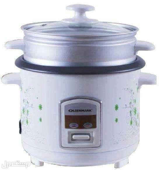 جهاز طباخ الارز من OLSENMARK لا داعى لمراقبة إناء طهي الارز