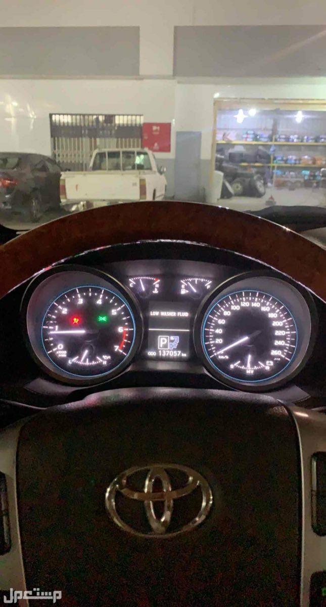 تويوتا لاندكروزر 2012 مستعملة للبيع