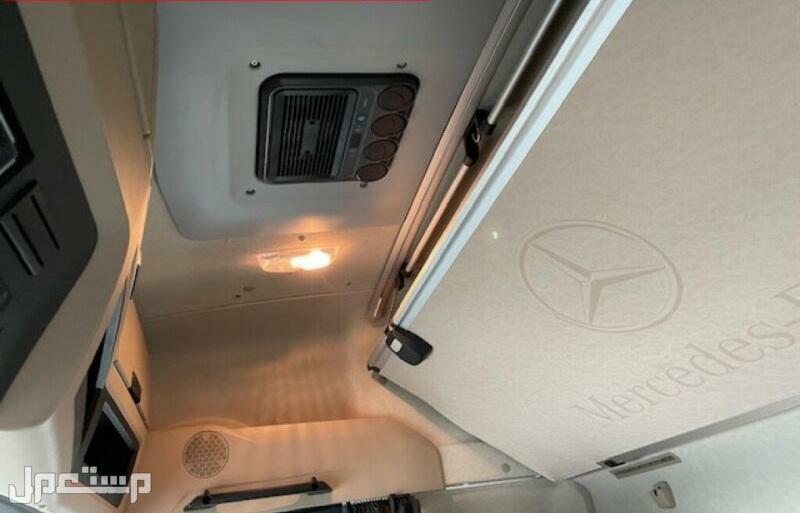 شاحنة مرسيدس امبي فور مستوردة للبيع