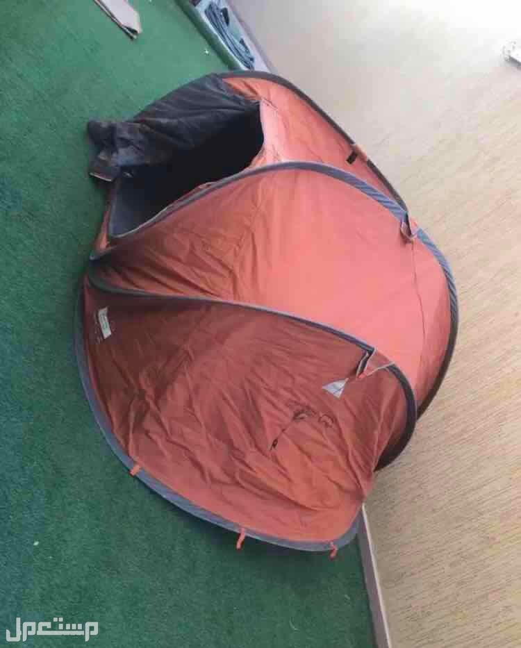 خيمة المجلس من القاضي مستعملة للبيع